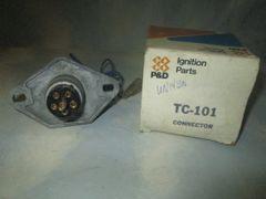 TC-101P TRAILER CONNECTOR P&D CONNECTOR NOS