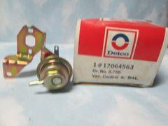 17064563 DELCO CARBURETOR CHOCK PULL OFF Fits Amc Concord Chevy Citation, Pontiac, Oldsmobile Sunbird 2.5L 72-81 NEW