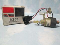 ECS-70 IDLE STOP SOLENOID NEW