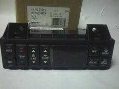 AC & Heater Control 15-72225 (16214484)