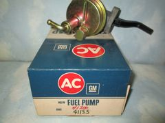 41200 AC DELCO FUEL PUMP NEW 41155