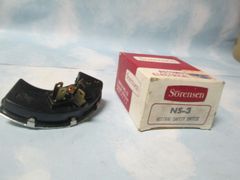 NS-3 SORENSON VINTAGE CHEVROLET GMC 1957-1971 NEUTRAL SAFETY SWITCH NEW 4 PRONG