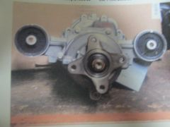 440-01436 EQUINOX DIFFERENTIAL CARRIER REAR AXLE REMAN