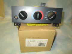 15-72080 (16192891) HEATER & AC CONTROL OEM NEW