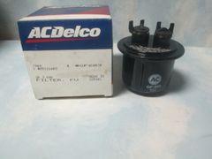 GF603 AC DELCO FUEL FILTER HONDA PRELUDE NEW