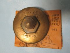 DC13 DORMAN COPPER EXPANSION PLUG 1940-1965 6cyl NOS