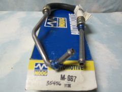 35456 GATES POWERSTERRING PRESSURE HOSE NEW M-667 MOOG