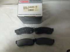 MKD-275 FRONT DISC MOTOMASTER PADS NEW NISSAN