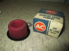 GF124K AC -BALD Strainer for AC Delco NOS
