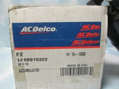 15-1890 AC DELCO ACCUMULATOR NEW GM