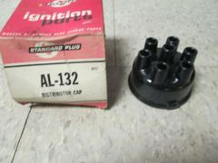 AL-132 STANDARD DISTRIBUTOR CAP NEW 62-65 CHECKER