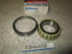 53000238 MOPAR FRONT 4WD 1984-1990 CJ7 J10 J20 JEEP CHRYSLER CHEROKEE WRANGLER OEM BEARING NEW