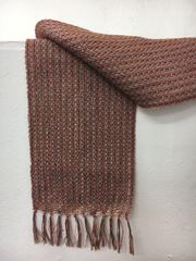 Handwoven Cotton Scarf