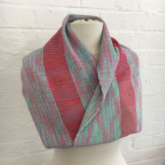 Handwoven Cotton Scarf Wrap