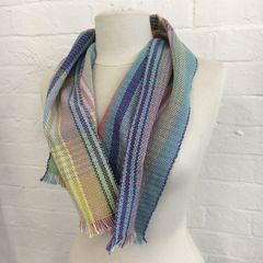 Handwoven Cotton Scarf Wrap