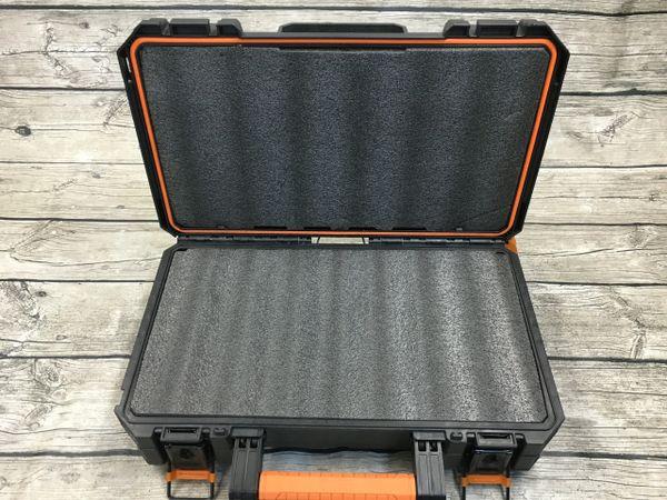 "Ridgid 22"" Pro Organizer tool box - Full Depth foam insert (57&30mm)"