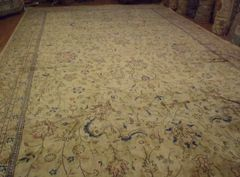 ANTIQUE HANDWOVEN TURKISH SIVAS SIZE 12'X21' CIRCA 1930s