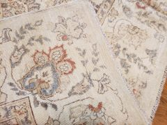 #L00705 100% PURE WOOL AGRA DESIGN RUG SIZE 8'X10'