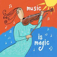 Music is Magic