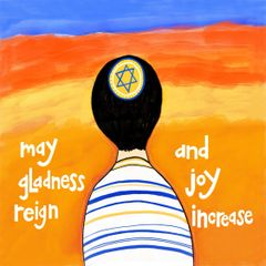 May Gladness Reign and Joy Increase