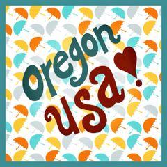 Oregon, USA!