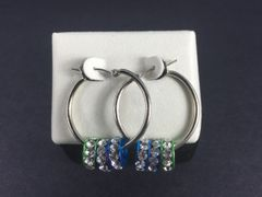Fashion Beaded Earrings 218B