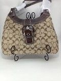 Coach Purse Signature Hobo Bag