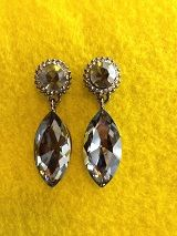 Elegant & Stylish Deep Color Earrings