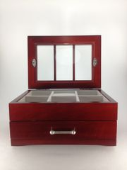 Jave Jewelry Box - Cherry