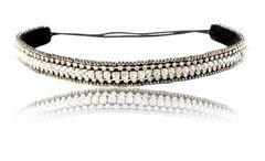 Endless Beauty Band Rhinestone Headwrap