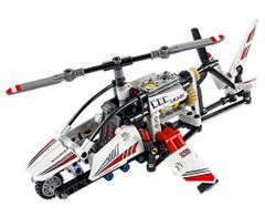 42057 TECHNIC Ultralight Helicopter