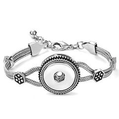 Ginger Snaps 1-SNAP HERITAGE Fashion Bracelet Interchangeable Jewelry Accessory