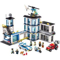 60141 Police Station