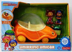 Fisher Price Team Umizoomi Umirrific Umi Car