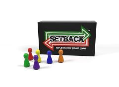 SetBack The Buildable Board Game