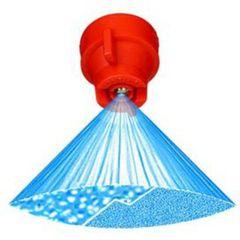 XRC8002VK-XRC8008VK -80 Degree Ceramic Extended Range Flat Spray Tip