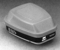 SMC-91501 -3M organic vapor cartridge system