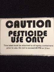 100LP -caution labels