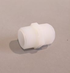 "911N-6D - Nylon 3/4"" male threads"