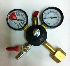 JO62KS -Chudnow Co2 Regulator, 60 PSI