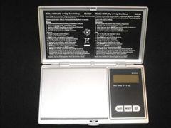MBAL- Digital pocket scale