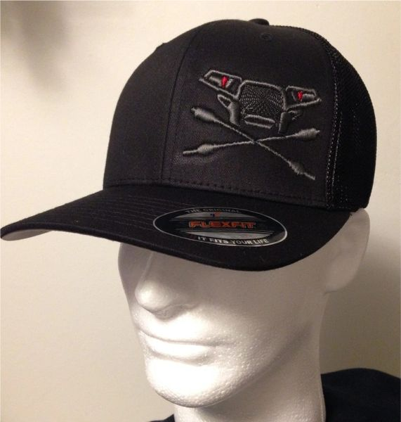693f38d17cc RZR Crossed Axles FlexFit Hat