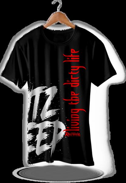 8be138aa0bc Nutz Deep Black T Shirt