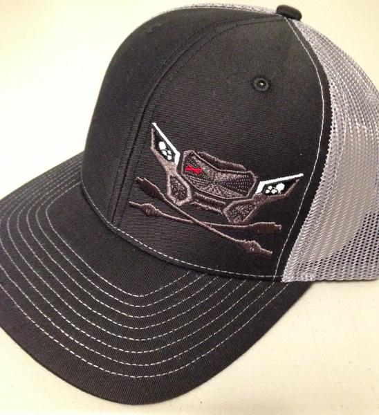 fc9cd3d4105 CanAm X3 Crossed Axles Hat