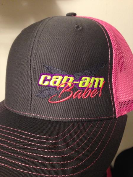 3b546c033e0 Can-Am Babe Richardson Cap
