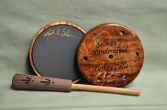 2017 Curly Maple Series Slate Friction Call