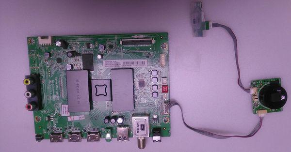 Tcl 32s4610r 40 Ux38na Maf2hg Main Board Tcl Tv Repair