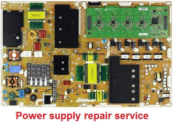 BN44-00410A PD55AF2_ZSM Power supply Samsung UN55C8000XFXZA TV parts ...