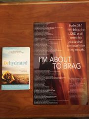 Dehydrated Book & Poster