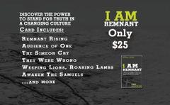 I Am Remnant Drop Card